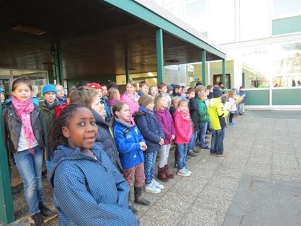 Singen © Grundschule Giesenkirchen